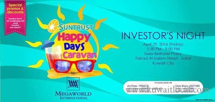 suntrust-happy-days-caravan-kuwait