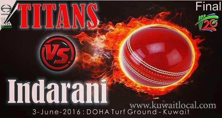 titans-vs-indhrani-,-final-turf-kuwait