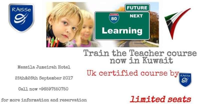 train-the-teacher-programme-kuwait