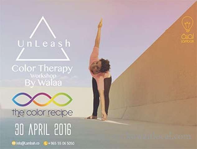 unleash---color-therepy-kuwait