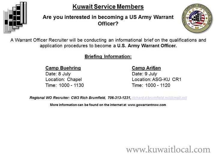 warrant-officer-briefing-kuwait