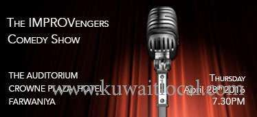what-makes-kuwait-giggle---the-improvengers-kuwait