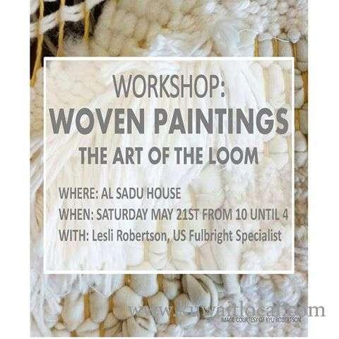 woven-paintings-workshop-kuwait