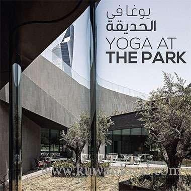 yoga-at-the-park,-hatha-yoga-kuwait