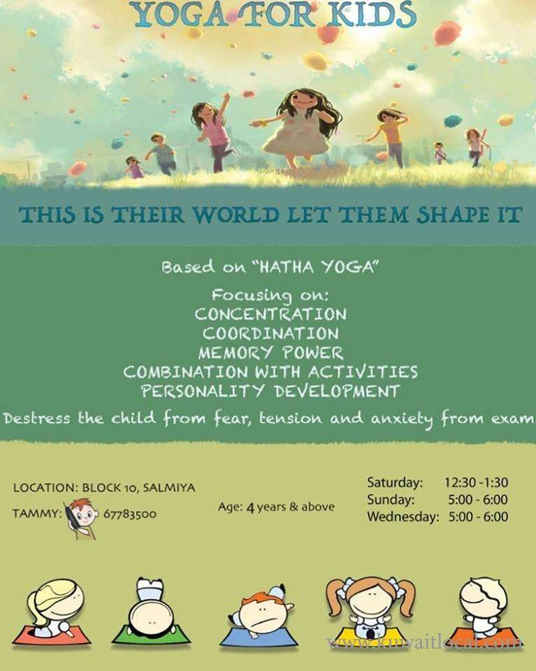 yoga-for-kids-kuwait