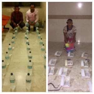 indian-,-two-nepalese-,-sri-lankan-woman-arrested-with-local-liquor-,-illegal-call-center-in-mangaf-and--jleeb-_kuwait