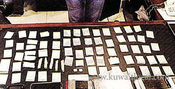 police-arrested-egyptian-woman-for-trading-in-drugs_kuwait