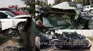 5-people-were-injured-in-a-7-car-collision_kuwait