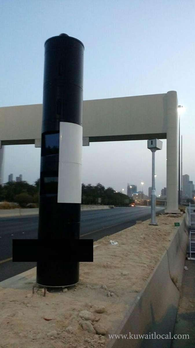 New Traffic Cameras Installed In Kuwait | Kuwait Local