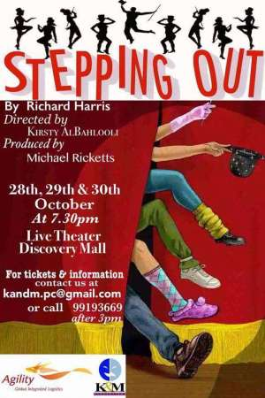 live-theater---stepping-out--kuwait,-28oct-30oct_kuwait