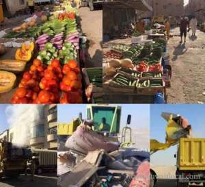 food-seized-in-hawkers-raid_kuwait