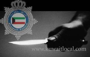 nepali-arrested-for-stabbing-a-compatriot_kuwait