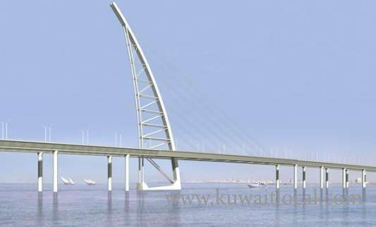 Kuwait Local Kd2 Fees To Use Sheikh Jaber Al Ahmad Bridge