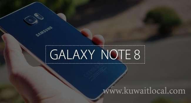 Samsung Note 8 Price In Kuwait | Kuwait Local