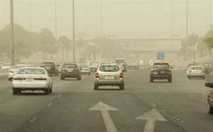 moi-cautions-road-users-on-bad-weather_kuwait