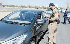 traffic-department-issued-43,860-traffic-citations,-seized-1,801-wanted-vehicles-and-arrested-54-motorists_kuwait