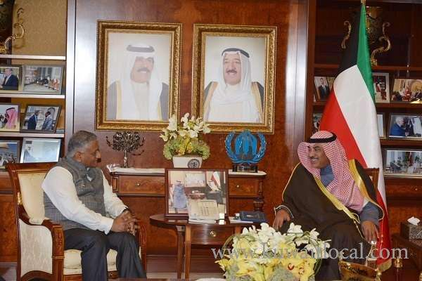 kuwaiti-fm-receives-indian-counterpart_kuwait