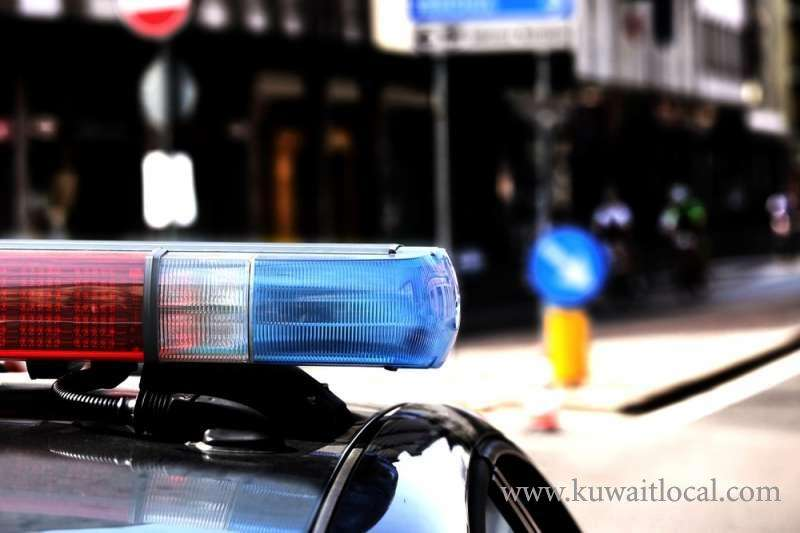 police-have-arrested-a-syrian-for-impersonating-police-and-using-blue-flasher-light_kuwait