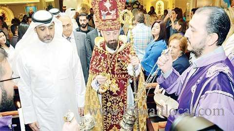 deputy-minister-of-amiri-diwan-affairs-attended-a-festive-mass-at-the-armenian-archdiocese-in-kuwait_kuwait
