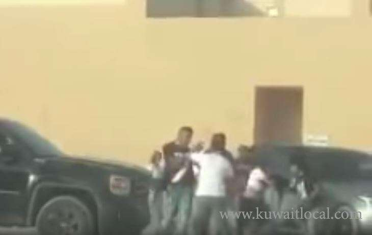 18-people-involved-in-street-fight---six-injured_kuwait