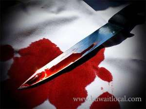 police-arrested-an-unidentified-pakistani-for-stabbing-his-wife-nine-times_kuwait