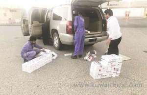 customs-officers-have-foiled-the-attempt-of-cigarettes-smuggling-into-saudi-arabia_kuwait