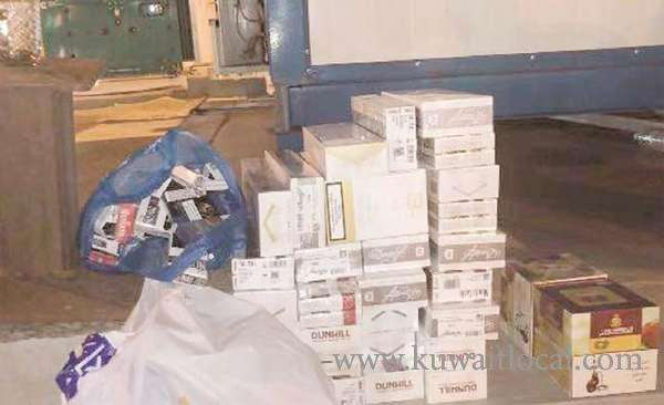 unidentified-passenger-attempt-to-smuggle-cigarettes-and-molasses-tobacco-_kuwait