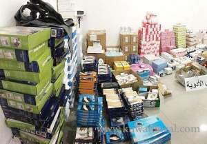 health-ministry-closes-unlicensed-clinic-and-pharmacy-in-basement-in-mahboula_kuwait