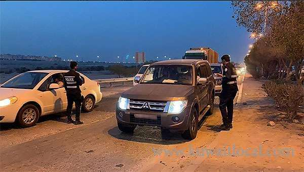 124-absconders-and-violators-of-labor-law-held-in-a-campaign_kuwait