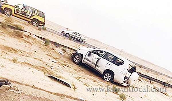 kuwaiti-girl-died-and-3-hurt-in-a-traffic-accident_kuwait