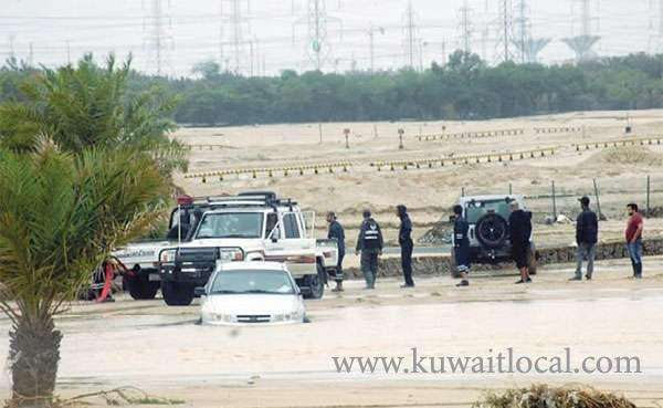 part-says-traffic-partially-hampered-by-downpour_kuwait