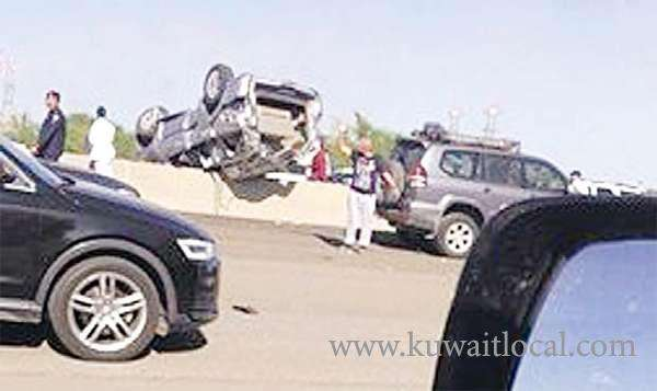 kuwaiti-hurt-in-car-accident_kuwait