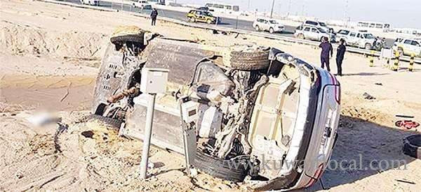 2-kids-dead,-woman-and-2-others-critical-in-accident_kuwait