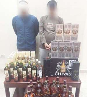 security-arrested-two-bedouns-for-trading-in-imported-liquor_kuwait