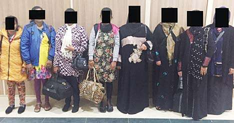 bogus-maids-office-busted_kuwait