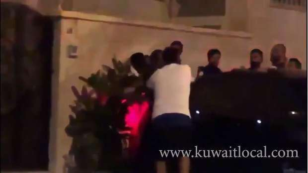 group-of-youth-assault-kuwait-police_kuwait