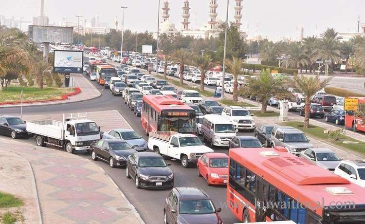 Kuwaiti Capital Has Been Ranked As The Fifth Most Traffic