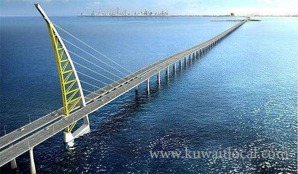 truck-drivers-will-start-paying-fees-1-kd-per-ton-while-using-sheikh-jaber-bridge-from-today_kuwait