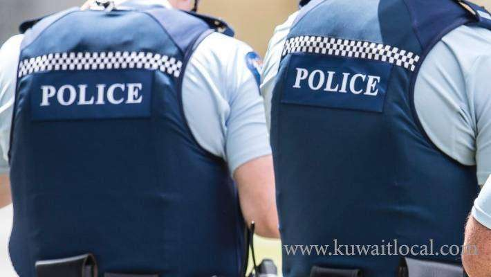 Cop Assaulted By A Youth   Kuwait Local