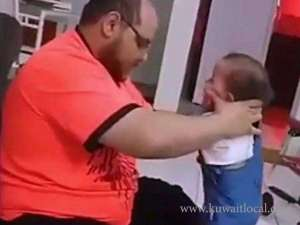 palestinian-dad-arrested-for-torturing-his-baby-girl_kuwait
