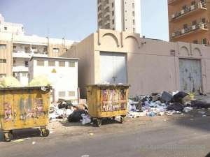accumulation-of-garbage_kuwait