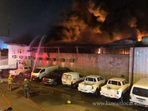 huge-material-loss-reported-at-alrai-fire_kuwait