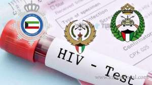 42-personnel-from-moi-mod-and-national-guard-infected-with-aids_kuwait