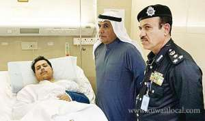 policeman-was-attacked-by-a-dog-while-conducting-raid_kuwait