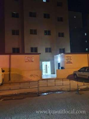 a-building-in-fahaheel-quarantained-where-440-indian-workers-are-staying_kuwait
