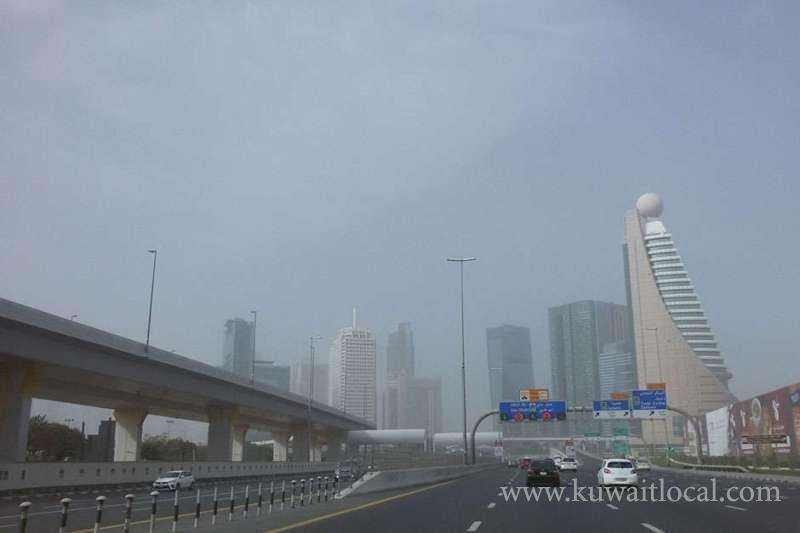 unstable-weather-tied-to-'al-sarayat'-season---kuwait-meteorological-department_kuwait