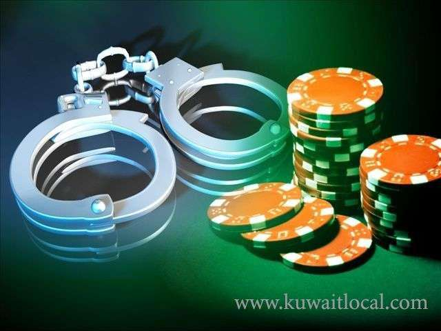 3-asians-arrested-for-gambling_kuwait