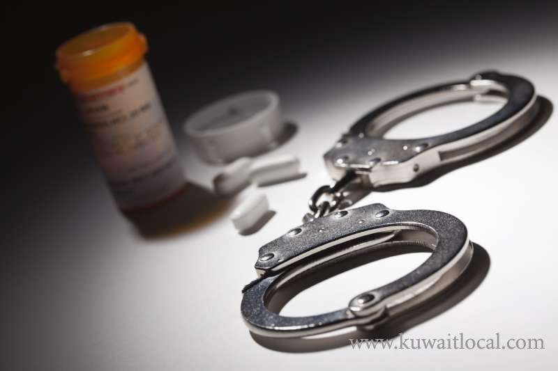 2-kuwaitis-arrested-for-possessing-narcotic-pills_kuwait