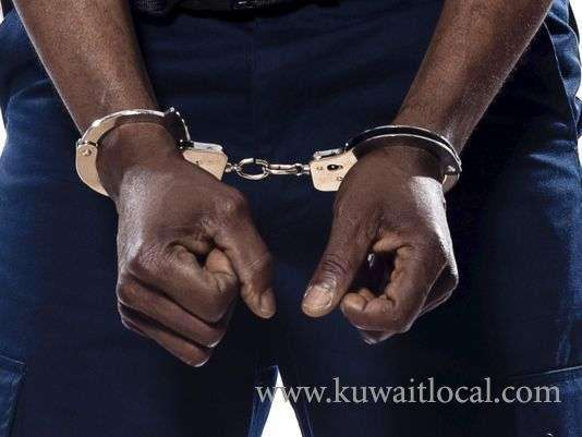 thief-arrested-for-stealing-electric-wires-and-copper-cables_kuwait