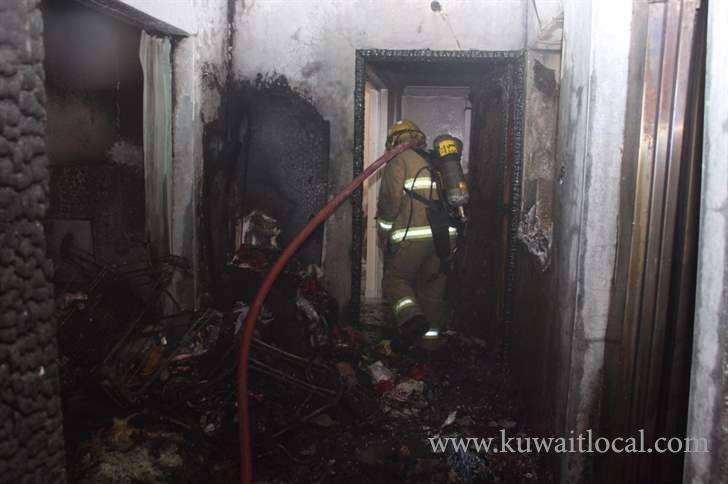 fire-broke-out-at-apartment_kuwait